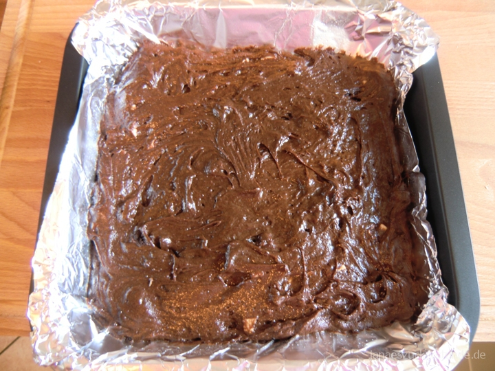 Brownies in Backform