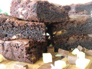 Die besten amerikanischen Brownies