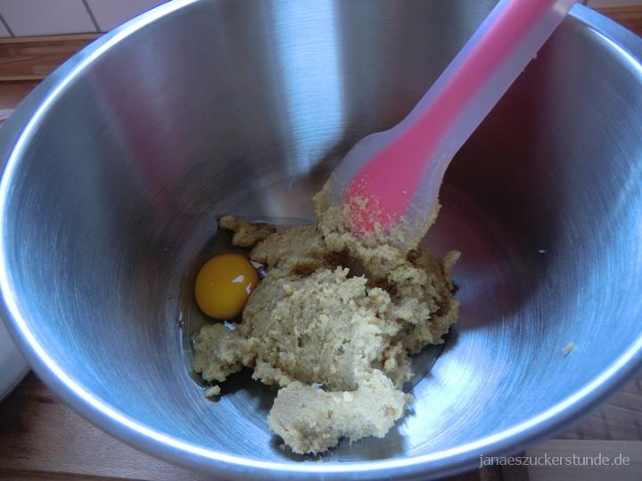 Nasse Zutaten White Chocolate Cranberry Cookies