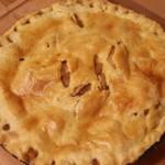 Amerikanische Apple Pie