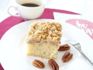 Kaffeekuchen (American Style Coffee Cake)