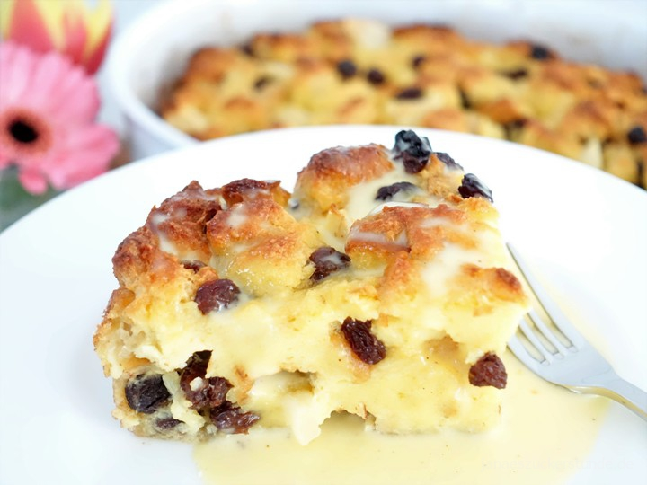 Bread Pudding (Brotpudding)